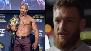 Conor McGregor Reacts To Kamaru Usman Defending His UFC Welterweight Title