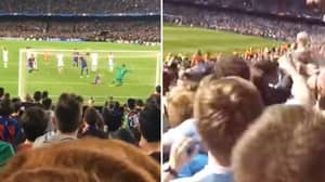 Compilation Of Goals Recorded By Fans Shows How Much Football Misses Them