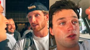 Guy Quits $100K Job To Work For Logan Paul But Gets Rejected
