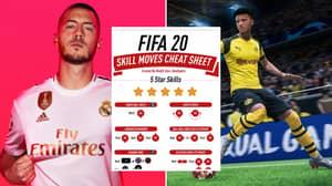 FIFA 20 Visual Cheat Sheets Will Help Anyone Master Five-Star Skills