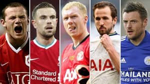 The 30 Greatest English Players In Premier League History Have Been Named And Ranked