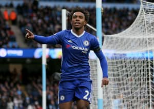 Willian Reveals Reason Behind Snubbing Spurs For Chelsea