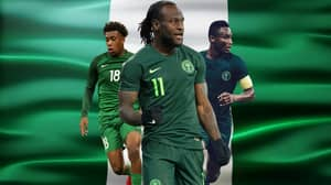 Nigeria's 23-Man Squad For The World Cup Announced
