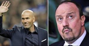 Real Madrid Sack Rafa Benitez