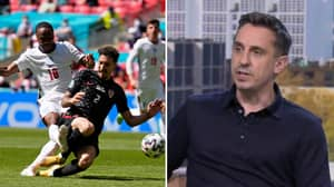 Gary Neville Names England's 'Greatest Asset' After Win Over Croatia