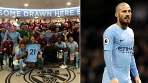 The Reason Why David Silva Has Been Missing For Manchester City