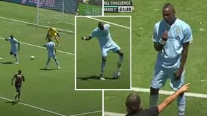 Mario Balotelli Finally Gives Excuse For His Infamous Back-Heel Shot Against LA Galaxy