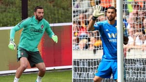 Wolves Set To Agree Transfer Fee With Sporting For Rui Patricio