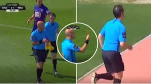 Assistant Referee Halts Portuguese Top Flight Game For Three Minutes To Go To The Loo