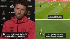 Michael Carrick Gives In-Depth Analysis Of How To Be A Centre-Midfielder And It's Such A Fascinating Watch