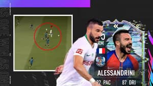The 'Most Glitched' FIFA 21 Card Has Been Found And He's A Nightmare To Play Against