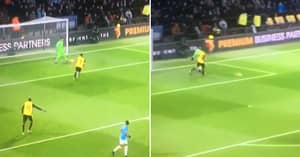 Manchester City 'Playmaker' Ederson Produces Cheeky No-Look Pass Under Pressure