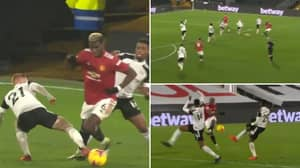 Paul Pogba Scores Stunning Goal To Fire Manchester United Back To The Top Of Premier League Table