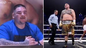 Andy Ruiz Jr Admits He Was 'Partying For Three Months' Before Anthony Joshua Rematch