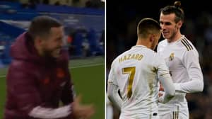 Gareth Bale Defends Eden Hazard Over Champions League Incident