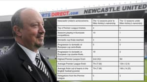The Decline Of Newcastle United Under Mike Ashley's Ownership Is Shocking