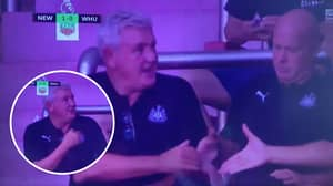 Steve Bruce Asked His Assistants 'Shall We F**k Off Now?' After Newcastle's 1-0 Win Against West Ham
