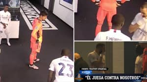 Karim Benzema Reportedly Told Ferland Mendy To 'Stop Passing The Ball To Vinicius Jr' At Half-Time
