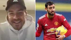 Jack Grealish Makes Bruno Fernandes Claim Following Manchester United Transfer Link