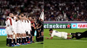 England Beat New Zealand To Reach The 2019 Rugby World Cup Final