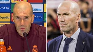 Real Madrid Manager Zinedine Zidane Will Leave The Spanish Club With 'Immediate Effect'