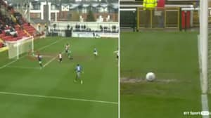 Watch: Macclesfield Town Scored A Winning Goal Straight Out Of Sunday League