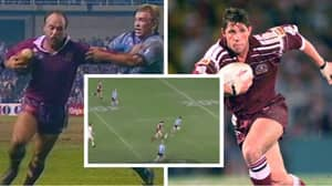 Queensland Maroons Dominate Our List Of The Top 10 State Of Origin Tries