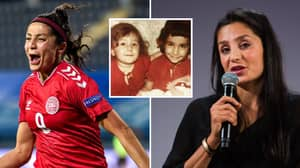 Nadia Nadim: The Afghan Refugee Who Escaped The Taliban To Become A Role Model For Millions