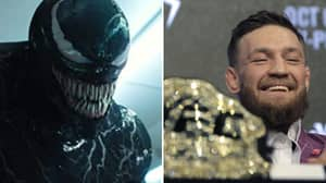 Tom Hardy Reveals Conor McGregor Inspired His Venom Character