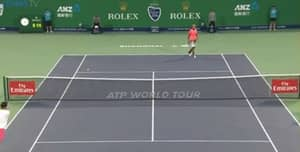 WATCH: Nick Kyrgios Deliberately Throws Match At Shanghai Masters
