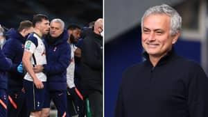 Jose Mourinho Eyes Up Bringing Tottenham Hotspur Duo To Serie A