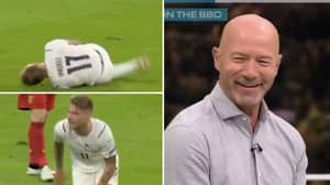 Alan Shearer Slams Italy Striker Ciro Immobile For 'Pathetic' Play-Acting Vs Belgium