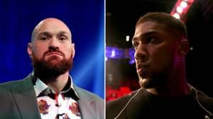 Team Fury Respond To Eddie Hearn's Offer To Fight Anthony Joshua At Wembley Stadium