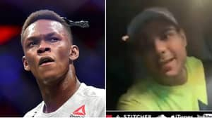 Paulo Costa Sends Most Controversial Message Yet To Israel Adesanya Ahead Of UFC 253