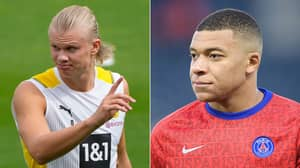 'Erling Haaland Is Not Yet World-Class' - Kylian Mbappe Has 'More Potential'