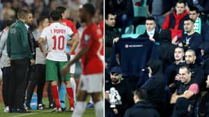 Bulgaria Player Says Racist Abuse Was Pre-Planned, Apologises To England Players After The Game