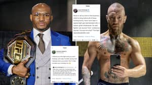 Kamaru Usman Tells Conor McGregor He 'Gets Finished' In Most Savage Rant Yet