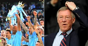 Manchester City Named The Greatest Premier League Champions Of All Time