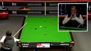 Judd Trump Plays 'Once In A Lifetime' Shot In German Masters Semi-Final, Even His Opponent Couldn't Believe It