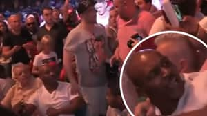 When Mike Tyson Lost His Cool And Elbowed A Fan Who Grabbed Him For A Selfie