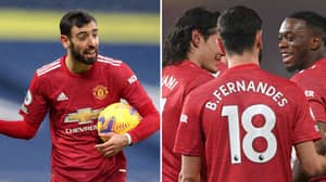 Bruno Fernandes Could Be Set To Change To 'Dream' Manchester United Shirt Number