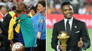 Samuel Eto'o In Line To Make Shock Comeback In Spanish Third Tier
