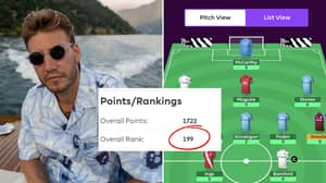 Nicklas Bendtner Is Currently Ranked 199th In The World On Fantasy Premier League