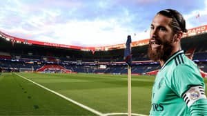 Sergio Ramos Agrees To Sign Two-Year Contract At Paris Saint-Germain