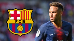 Barcelona's Offer To PSG For Neymar Includes Just Players, No Money