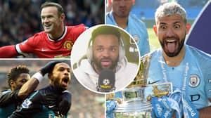 Darren Bent Controversially Snubs Sergio Aguero As He Names Top Five Premier League Strikers Of All Time