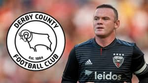 Wayne Rooney Signs For Derby County On 18-Month Deal From January