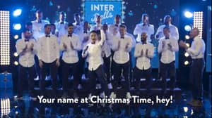 Watch: Inter Milan's Version Of Jingle Bells Is Your New Favourite Christmas Song
