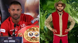 What Kell Brook Said About Amir Khan Going In The Jungle Is Priceless