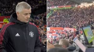 Liverpool Fans Revel in Manchester United Manager's Misery With 'Ole's At The Wheel' Chant